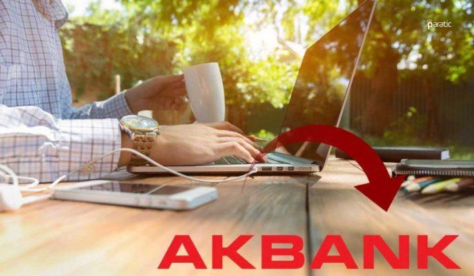 3 Farklı Modelle Esnek Çalışmayı Kalıcı Yapan Akbank'ın Hisseleri Ekside