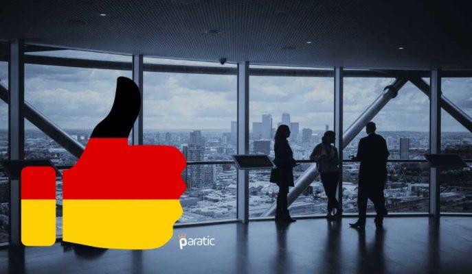 Almanya'da Şirket İflasları 2020 Kasım'da Yıllık Bazda Azalma Gösterdi