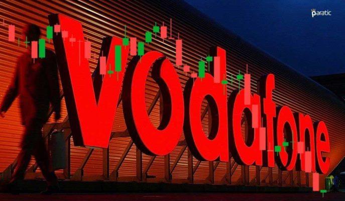 3 Alt Birimini Tek Çatı Altında Toplayan Vodafone'un Hisseleri Düşüşte