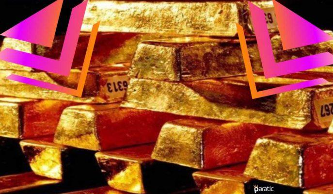 Altın Fiyatları Powell Sonrası Yükselişine Ara Verdi