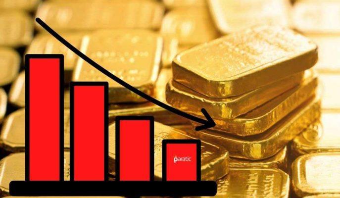 Altın Fiyatları Küresel Risk İştahındaki Artışla Kayıplarını Genişletti