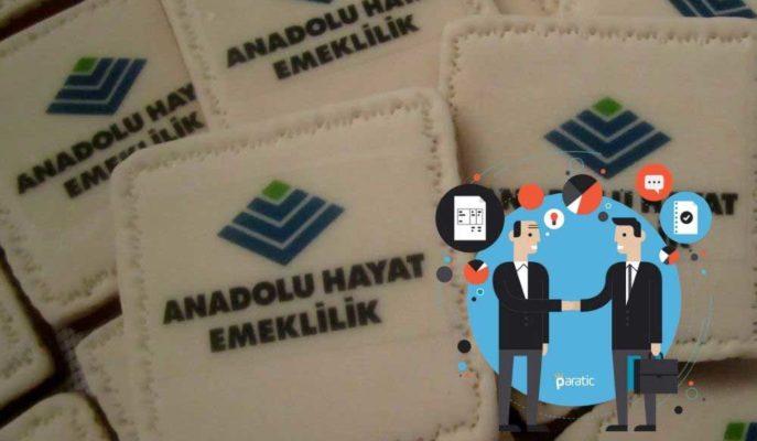 Anadolu Hayat Emeklilik 306 Milyon TL Kar Payı Dağıtımı Yapacak