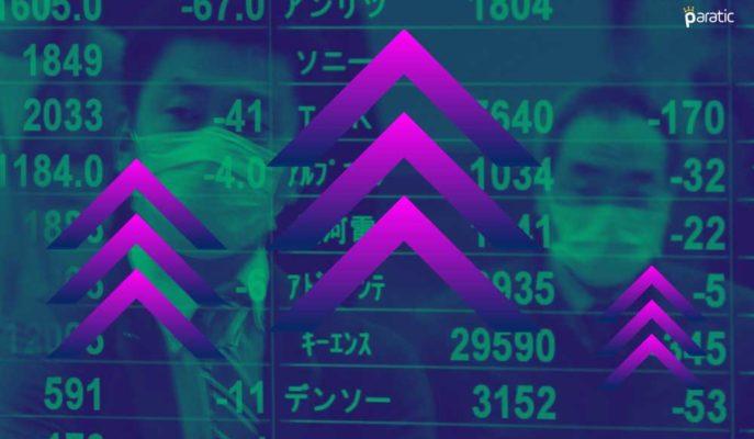 Asya Piyasaları ABD Açıklamaları ve Aşı Desteğiyle Yükseliyor