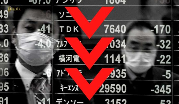 Asya Piyasaları Haftanın Son İşlem Gününde %4'e Varan Kayıplar Verdi