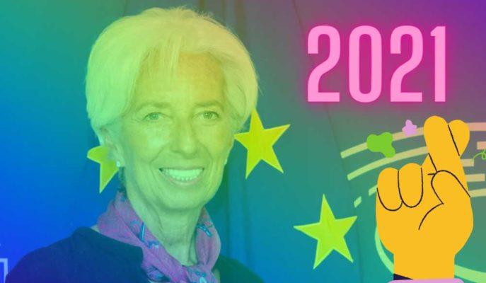 Avrupa Merkez Bankası Başkanı: 2021 İyileşme Yılı Olacak