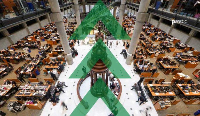 Avrupa Piyasaları İspanya Hariç Pozitif Bölgede Seyrediyor