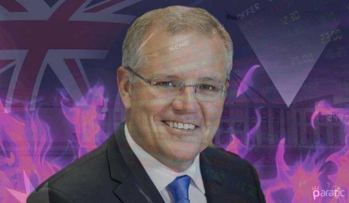 Avustralya Hisseleri Düşerken Başbakan Ekonomide Olumlu Haberler Gördü
