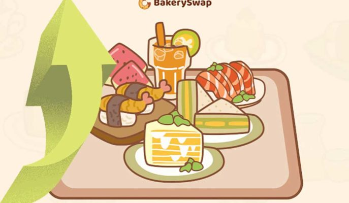 Binance'da Listelenen Bakery Token Yüzde 500'e Yakın Değer Kazandı