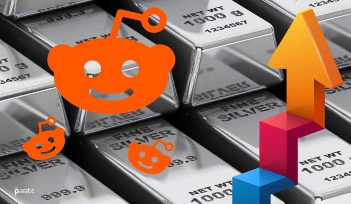 Bireysel Yatırımcının Alım Çılgınlığı Gümüşü 7 Yılın Zirvesine Taşıdı