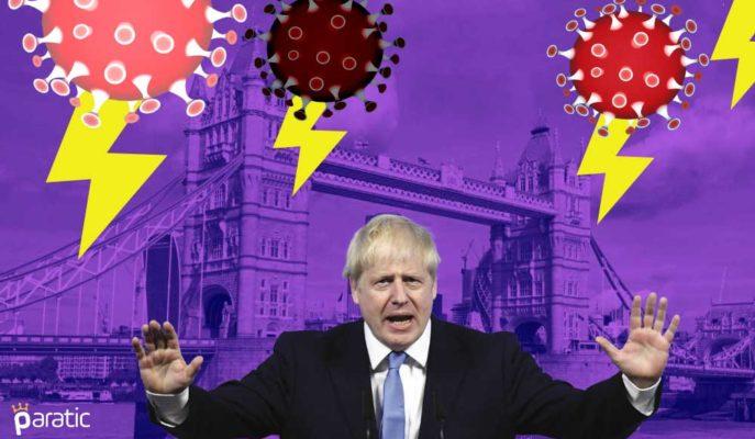 Birleşik Krallık'ta 2020'nin En Sert Ekonomik Çöküşünü Londra Yaşadı