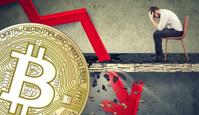 Bitcoin 2020 Mart'tan Yana En Büyük Haftalık Kaybını Yaşayabilir