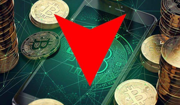 Bitcoin 50 Bin Dolar Seviyesine İnerken Coinler Düşüşünü Sürdürüyor