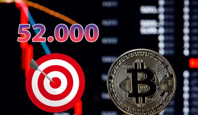 Bitcoin için Bir Sonraki Hedefin 52 Bin Dolar Olduğu Söylendi