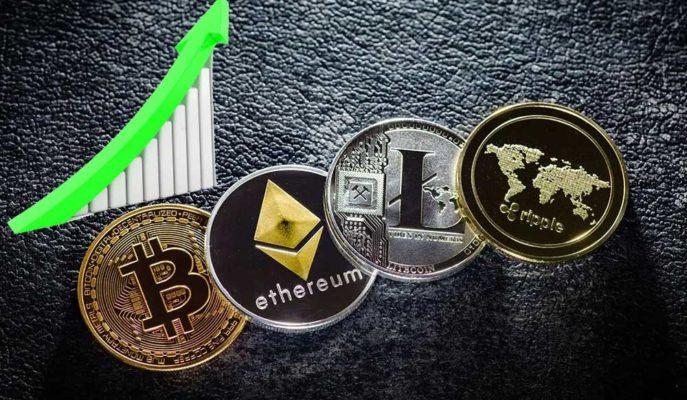 Bitcoin, Ethereum ve Altcoinler Kayıplarını Geri Almaya Başladı