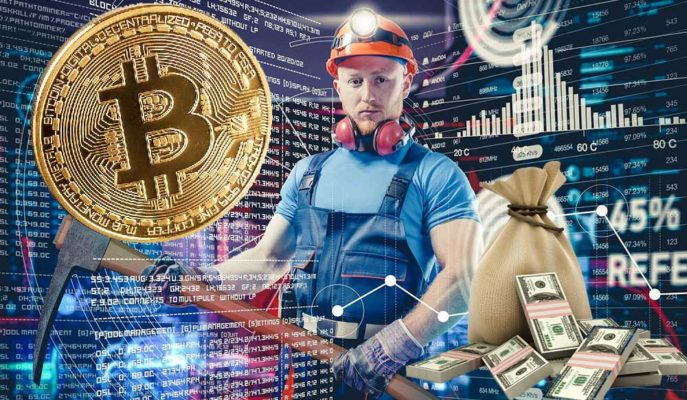 Bitcoin Madenciliğinde Saatte 4 Milyon Dolar ile Tüm Zamanların Rekoru Kırıldı