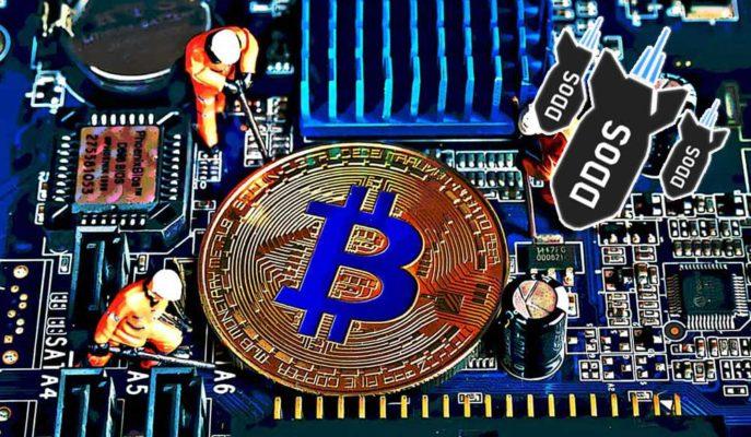 Bitcoin Madenciliği Gelirlerindeki Artış ile DDoS Saldırıları Azaldı