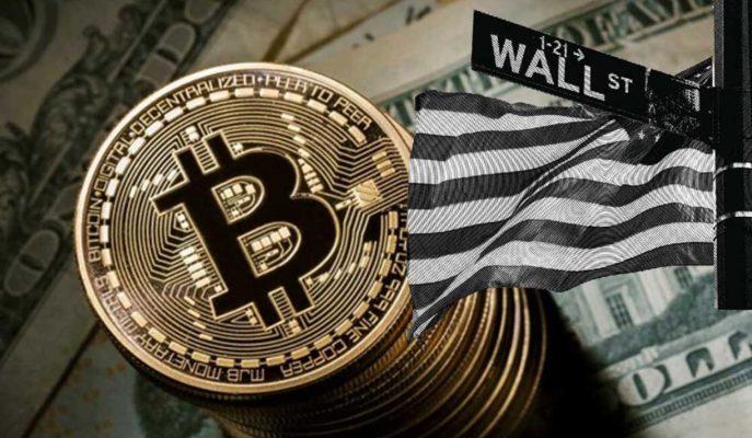 Bitcoin'in Yükselişi Wall Street'in Dikkatini Çekmeye Başladı