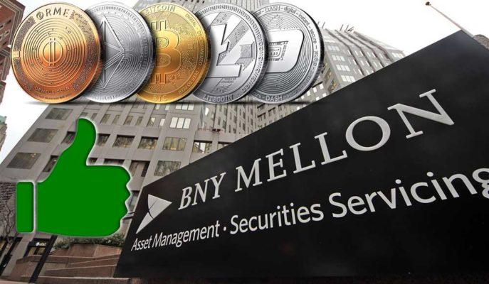 BNY Mellon Müşterilerine Kripto Paralarını Saklama ve Transfer İmkanı Tanıyacak