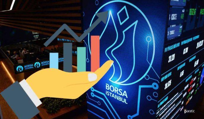 Borsa İstanbul Yüksek Faiz Ortamının Süreceği Açıklamasıyla %1'e Yakın Yükseldi