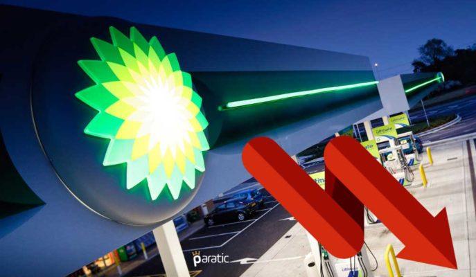 BP, Zorlu Geçen Yılın Sonunda 5,7 Milyar Dolarlık Net Zarar Bildirdi