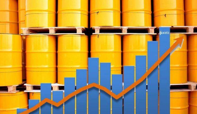 Brent Petrol ABD Teşvik Paketindeki Olumlu Gelişmeyle 60 Doları Aştı