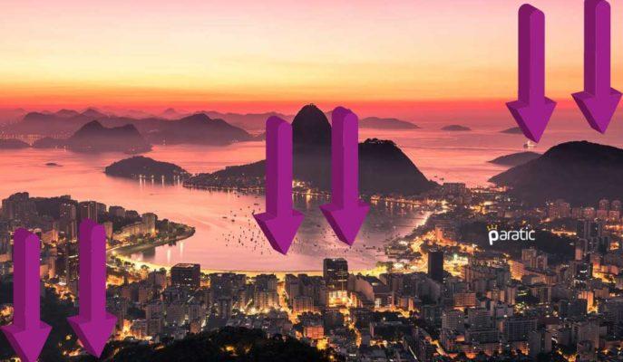 Brezilya Sanayi Üretimi 2020 Yılını %4,5 Düşüşle Kapattı