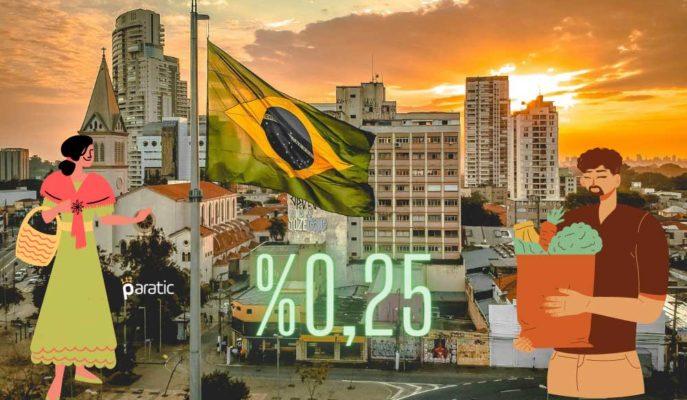 Brezilya Enflasyonu Ocak 2021'de Elektrik Kalemindeki Düşüşle Geriledi