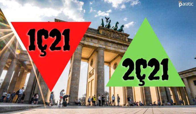 Bundesbank: Alman Ekonomisi 2Ç21 Dönüşünden Önce Küçülecek