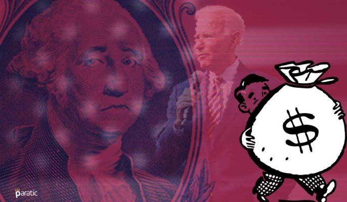 CBO Biden'ın Kurtarma Planı Olmadan 2,3 Trilyon $ Açık Bekliyor
