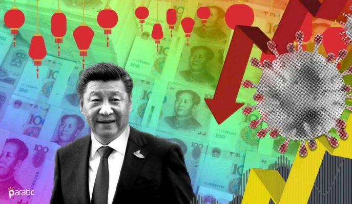 Çin 1Ç21'de Baz Etkisiyle En Büyük GSYİH Artışına İlerliyor