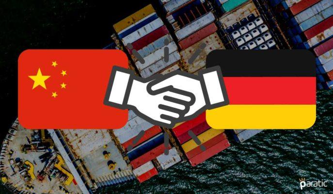 Çin 2020'de Üst Üste 5. Kez Almanya'nın En Önemli Ticaret Ortağı Oldu