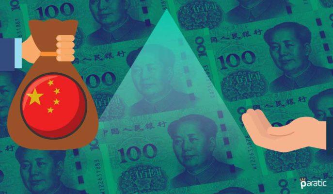 Çin Bankalarının Yeni Yuan Kredileri Ocak'ta Rekor Seviyeye Ulaştı