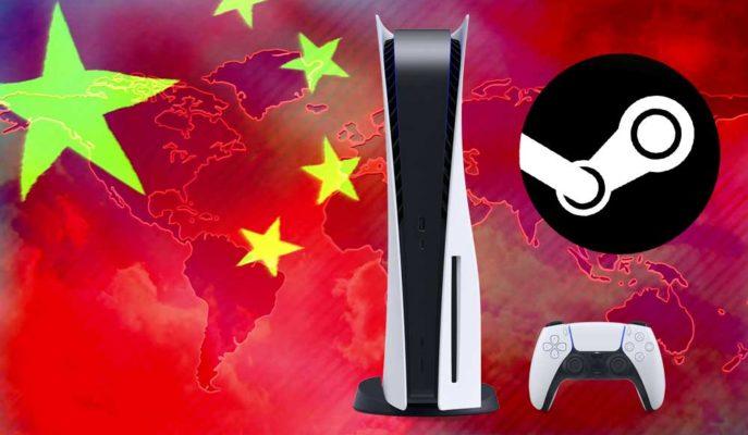 Çin için Geliştirilen Steam Yayınlandı: PlayStation 5 de Yolda