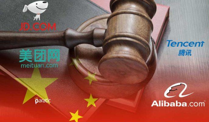 Çin'in Yeni Anti-Tekel Kuralları Asyalı Hisseleri Yükseltti