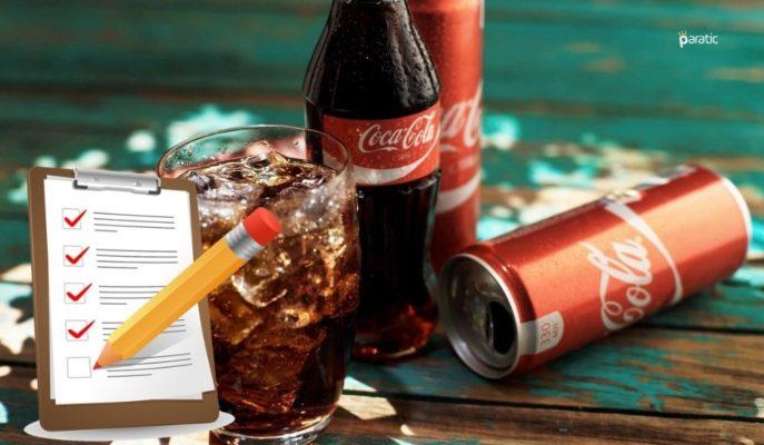 Coca Cola 2019 Gelirlerine Göre 211 Milyon TL Kar Payı Dağıtacak