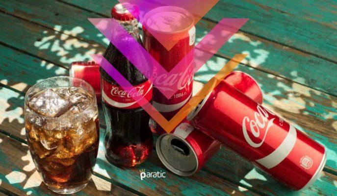 Coca-Cola Hisse Başına Kazancı 4Ç20'de %30'a Yakın Düştü