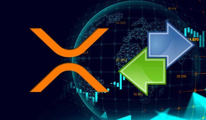 Coinbase'den Bilinmeyen Bir Cüzdana 122 Milyon Dolar XRP Aktarıldı