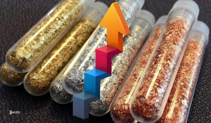Değerli Metallerdeki Yükseliş Trendi Uzun Yıllar Sürebilir
