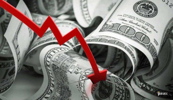 7,25'e Gerileyen Dolar/TL Ağustos Ayından Bu Yana En Düşük Seviyede