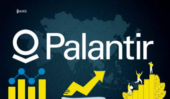 Dördüncü Çeyrek Kazançlarını Açıklayan Palantir'in Hisseleri Düşüşte