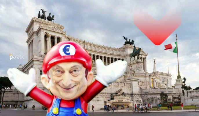 Draghi Hükümeti Umutları İtalya'nın 10 Yıllık Tahvil Getirilerini Düşürdü