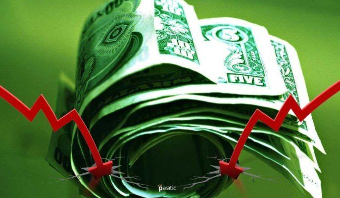 Düşüşünü Sürdüren Dolar Kuru 6,94'e Kadar Geriledi