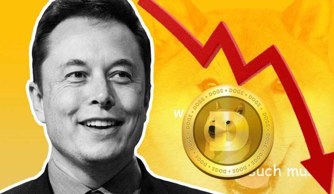 Elon Musk'ın Dogecoin Açıklaması Kripto Paradaki Düşüşü Engellemedi