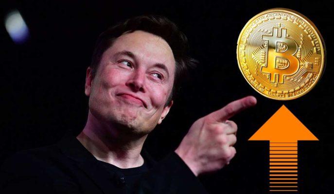 Elon Musk'ın Kripto Para Yatırımlarını Desteklemesi Sonrası Bitcoin Yükseldi