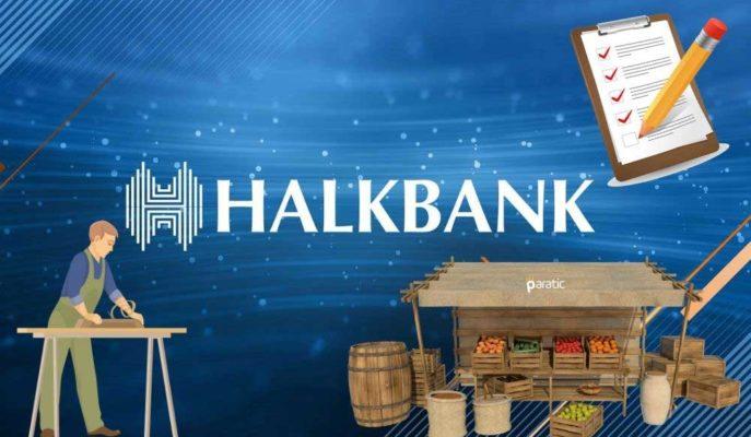 Esnafın Kredi Borcunu Erteleyen Halkbank'ın Hisseleri Gün Boyu Negatif Seyretti