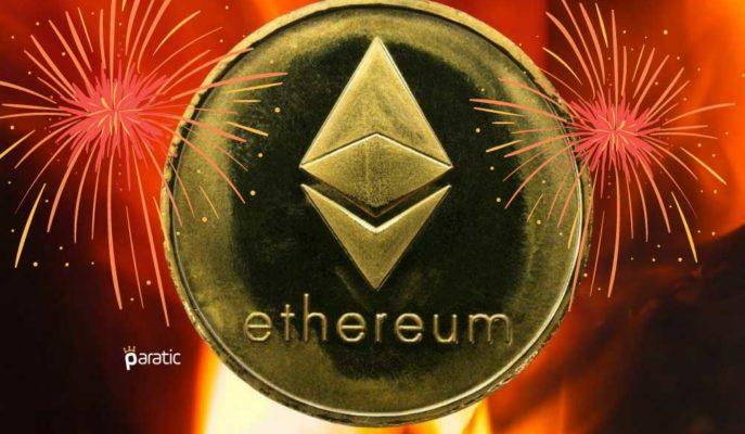 Ethereum 1700 Doları Geçerek Tüm Zamanların En Yükseğini Gördü