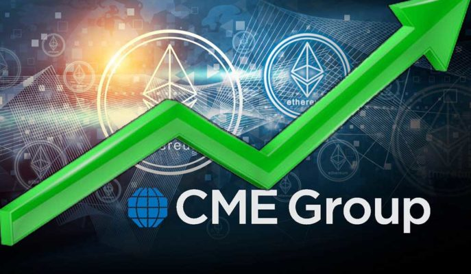 Ethereum'un CME'deki Vadeli İşlemleri Hacmin Hızla Artmasını Sağladı