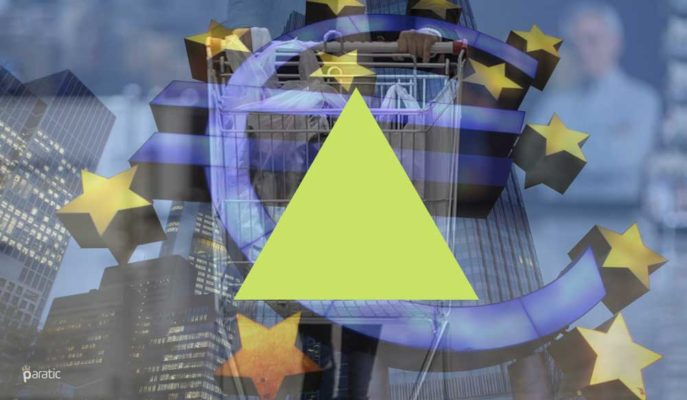 Euro Bölgesi Tüketici Güveni Şubat'ta -14,8'e Yükseldi