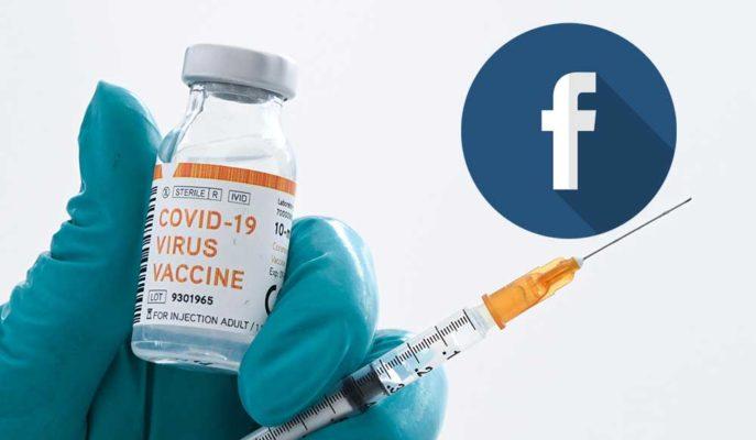 Facebook COVID-19 Aşıları ile İlgili Yanıltıcı Bilgileri Kaldırmaya Başladı