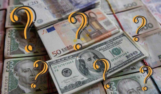 TCMB'nin Faiz Kararı Öncesi Dolar 6,98, Euro 8,42'de Seyrediyor